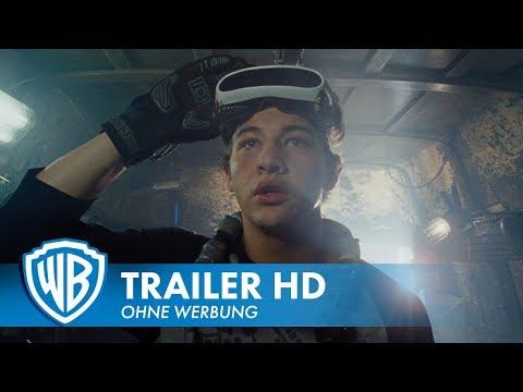 READY PLAYER ONE - Offizieller Trailer #1 Deutsch HD German (2018)