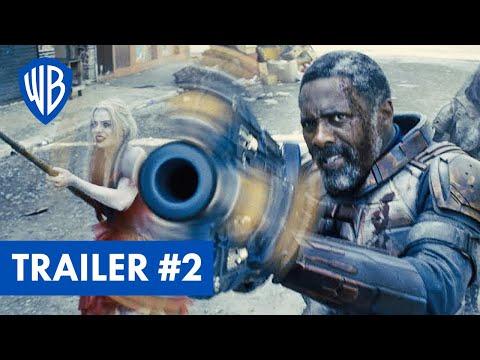 THE SUICIDE SQUAD - Trailer #2 Deutsch HD German (2021)