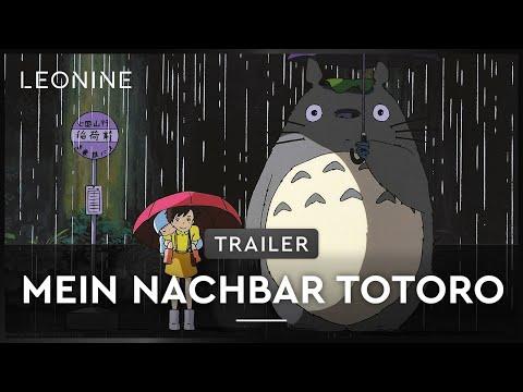 Mein Nachbar Totoro - Trailer (deutsch/german)