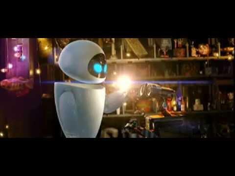 WALL•E - Offizieller Trailer (deutsch/german)   Disney•Pixar HD
