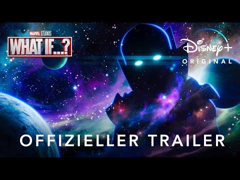 Marvel Studios' What If...?   Offizieller Trailer   Disney+
