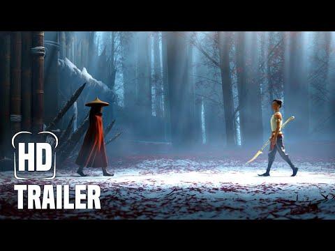 RAYA UND DER LETZTE DRACHE (2021) HD Trailer (Deutsch / German)