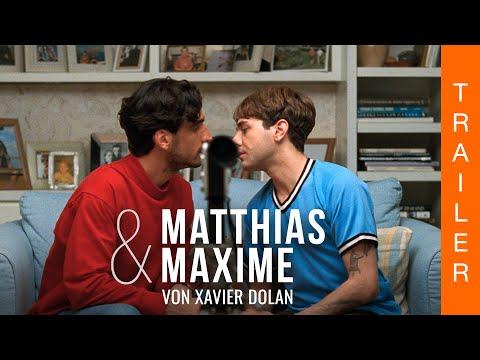 MATTHIAS & MAXIME von Xavier Dolan - Offizieller deutscher Trailer