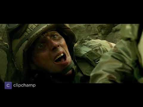 Black Hawk Down - Nelson goes deaf.