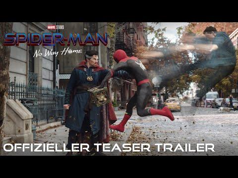 SPIDER-MAN: NO WAY HOME - TRAILER A - Ab 16.12.2021 NUR im Kino!