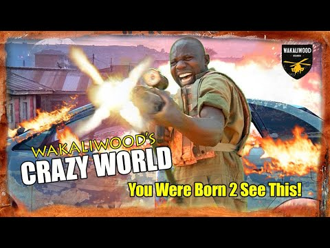Wakaliwood's CRAZY WORLD!