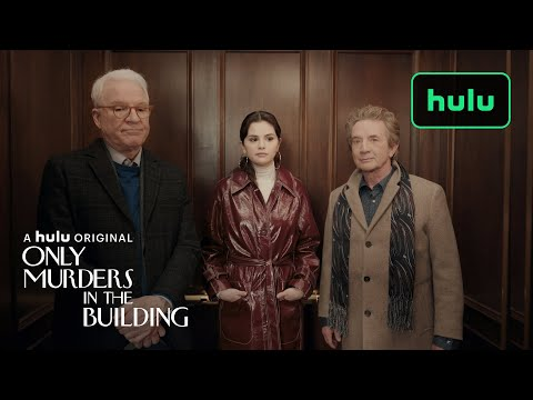 Only Murders in the Building (Official) Teaser   A Hulu Original