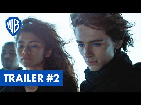 DUNE - Offizieller Main Trailer #2 Deutsch HD German (2021)