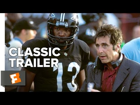 Any Given Sunday (1999) Official Trailer - Al Pacino, Jamie Foxx Movie HD