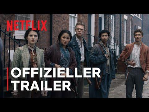 Die Bande aus der Baker Street | Offizieller Trailer | Netflix
