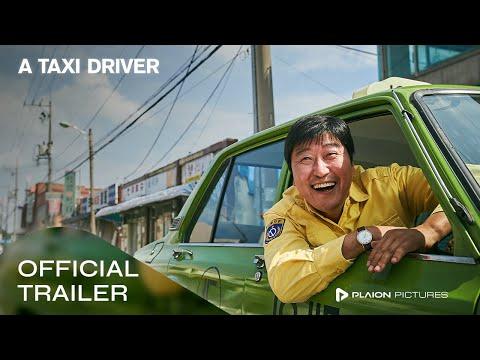 """A Taxi Driver - (Mit """"Parasite""""-Star Song Kang-ho) - Deutscher Trailer"""