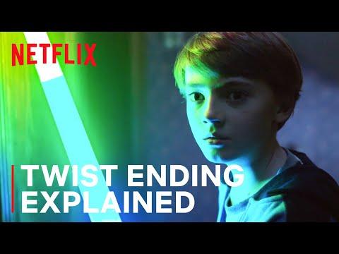 Locke & Key Twist Ending Explained by Producers | Netflix