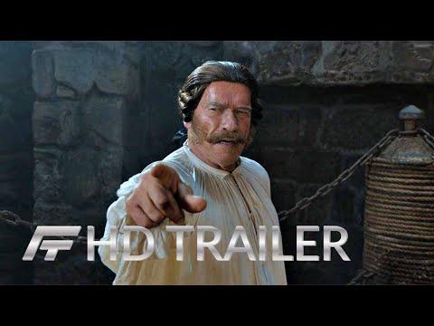 IRON MASK (2021) HD Trailer (Deutsch / German)