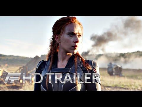BLACK WIDOW (2021) HD Teaser Trailer (Deutsch / German)