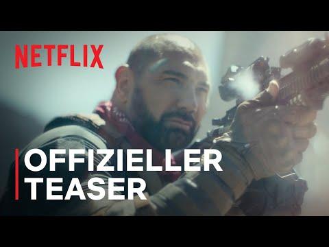 Army of the Dead | Offizieller Teaser | Netflix