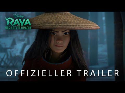 RAYA UND DER LETZTE DRACHE - Offizieller Trailer (deutsch/german) | Disney HD