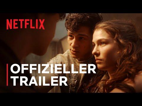 Tribes of Europa | Offizieller Trailer | Netflix