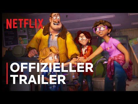 Die Mitchells gegen die Maschinen | Offizieller Trailer | Netflix