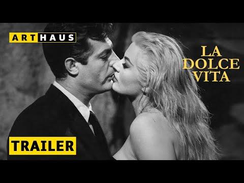 LA DOLCE VITA 4K RESTAURIERUNG   Trailer   Deutsch   Ab 29. Juli auf DVD, Blu-ray und digital!