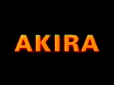 Akira - Trailer (1988)