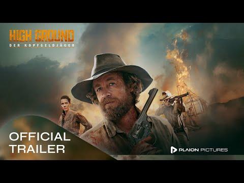 High Ground - Der Kopfgeldjäger (Deutscher Trailer) - Simon Baker, Jack Thompson