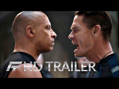 FAST & FURIOUS 9 (2021) HD Trailer (Deutsch / German)