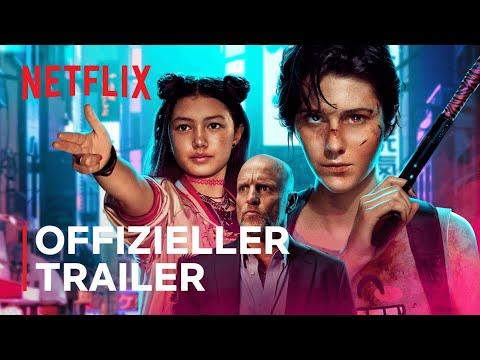 Kate | Offizieller Trailer | Netflix