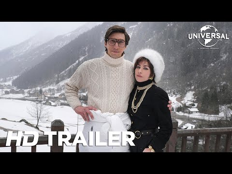 HOUSE OF GUCCI - Official Trailer (Universal Pictures) HD