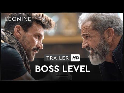 Boss Level - Trailer (deutsch/german; FSK 16)
