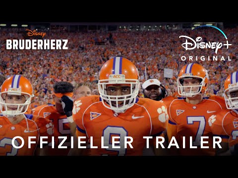 BRUDERHERZ - Offizieller Trailer (deutsch/german) | Jetzt auf Disney+ streamen | Disney+