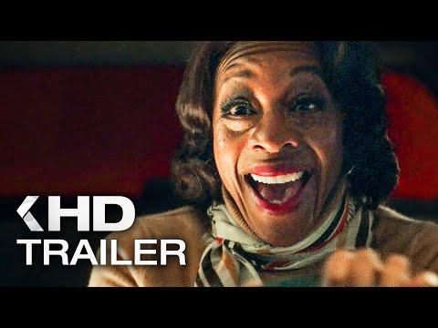 DAS BLUTROTE KLEID Trailer German Deutsch (2021)