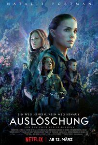"""Offizielles Poster zu """"Auslöschung"""" © Netflix"""