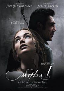 "Filmplakat zu ""mother!"" © Paramount Pictures"