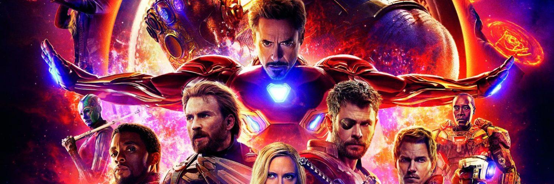 """Filmplakat zu """"Avengers 3: Infinity War"""" © Walt Disney"""
