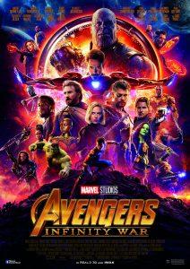 "Filmplakat zu ""Avengers - Infinity War""©Marvel Studios 2018"
