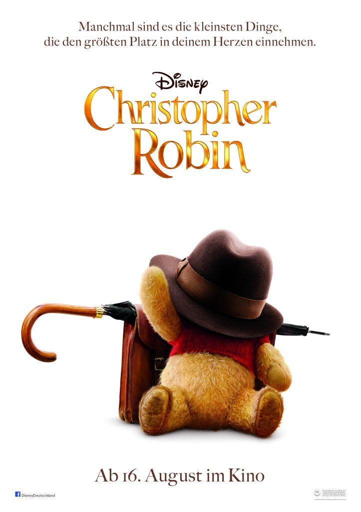 "Poster zu ""Christopher Robin"" © Walt Disney"