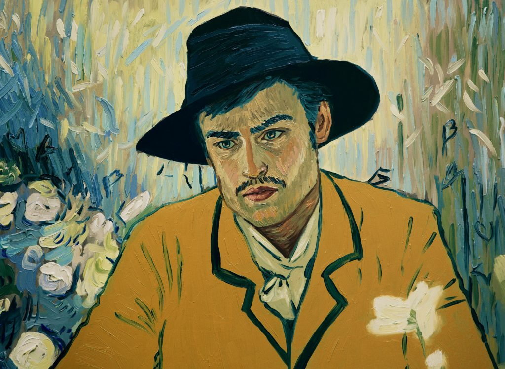 "Armand Roulin (Douglas Booth) in ""Loving Vincent"" © Weltkino"