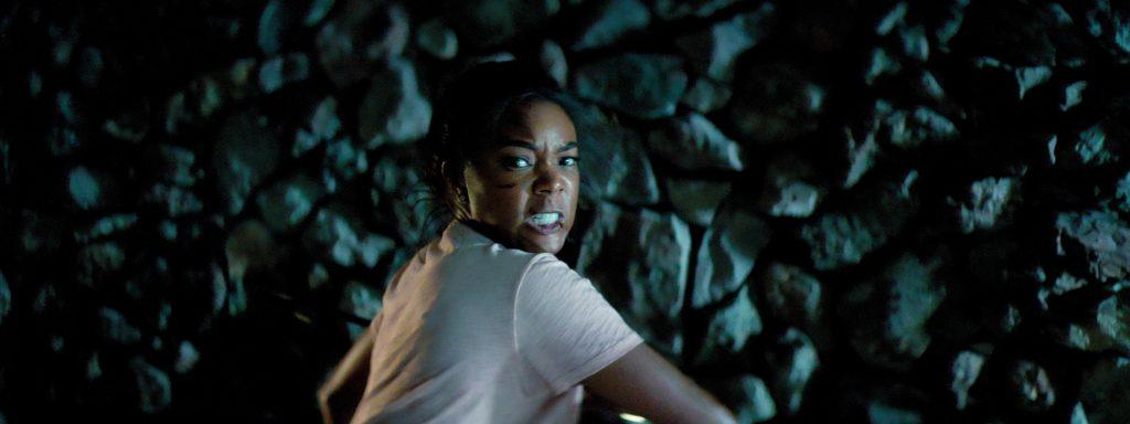 Keine halben Sachen! Shaun (Gabrielle Union) erweist sich als schlagkräftige Super-Mama in Breaking In © Universal Pictures