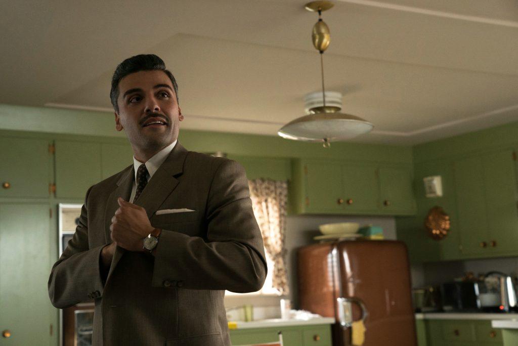 "Oscar Isaac als Steuerfahnder ""Bud Cooper"" in ""Suburbicon"" by ©Concorde Filmverleih"