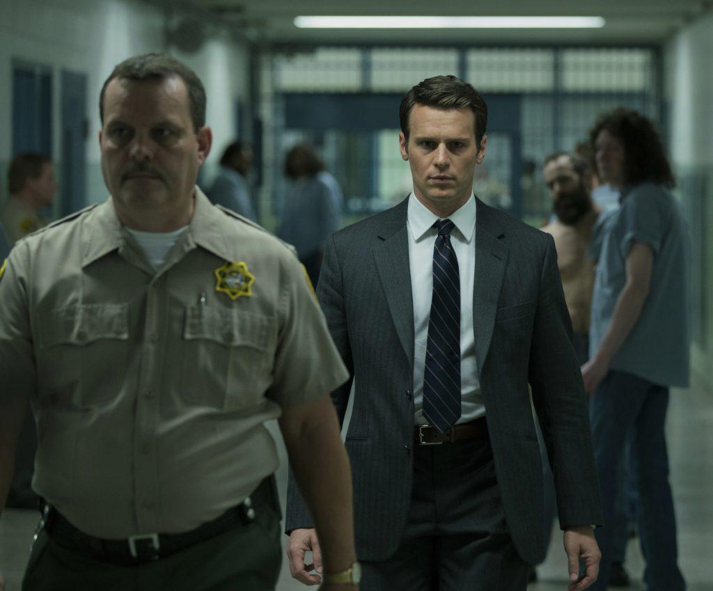 """Agent Ford im Gefängnis in """"Mindhunter"""" © Netflix"""
