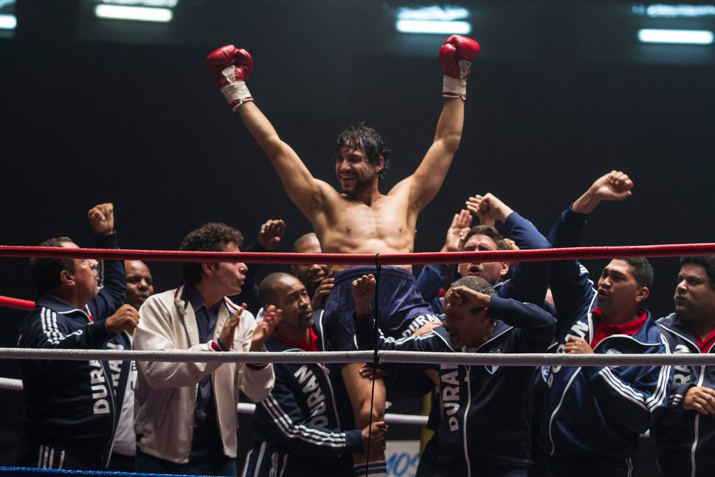 Ascot Elite Home Entertainment, Roberto Duran Biopic, Hands of Stone
