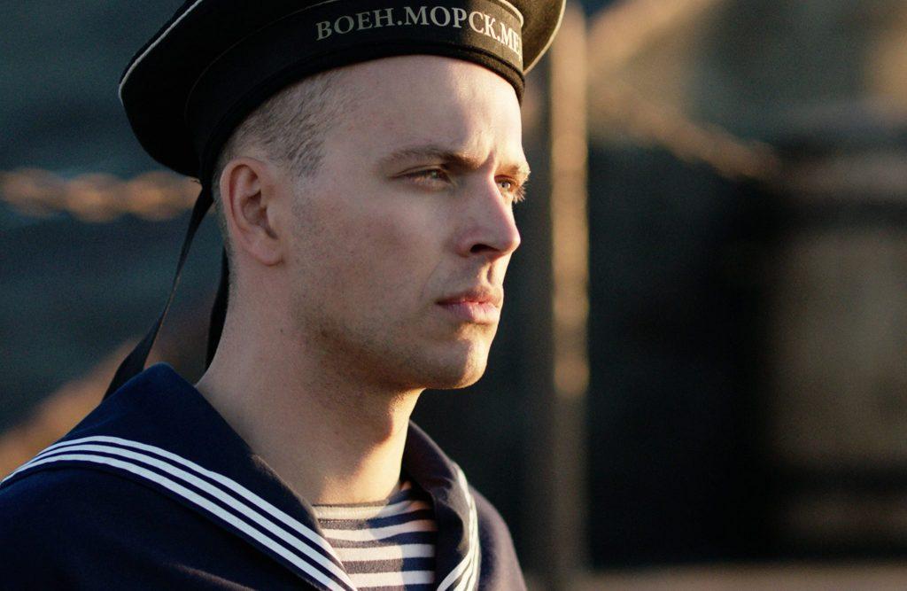 Kostya als Kadett, Flucht aus Leningrad ©Capelight Pictures