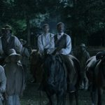 Zu den Pferden in The Birth of Nation