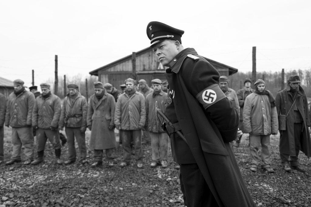 Der Hauptmann - SA Führer Schütte (Bernd Hölscher)