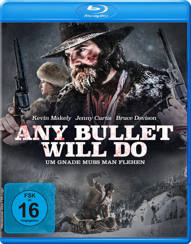 "Blu-Ray-Cover zu ""Any Bullet Will Do"""