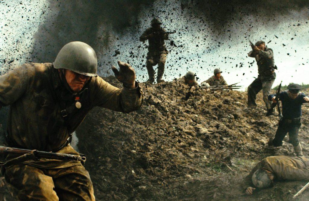 Die Schlacht um Leningrad, Flucht aus Leningrad ©Capelight Pictures