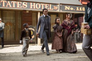 """Chiwetell Ejiofor in 12 Years a slave (TOBIS). Quelle: DVD/Blu-ray 12 Years a Slave"""" ©Universal Pictures"""