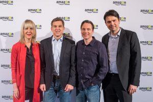 "Pressekonferenz Amazon Prime ""Bullyparade-Der Film"""