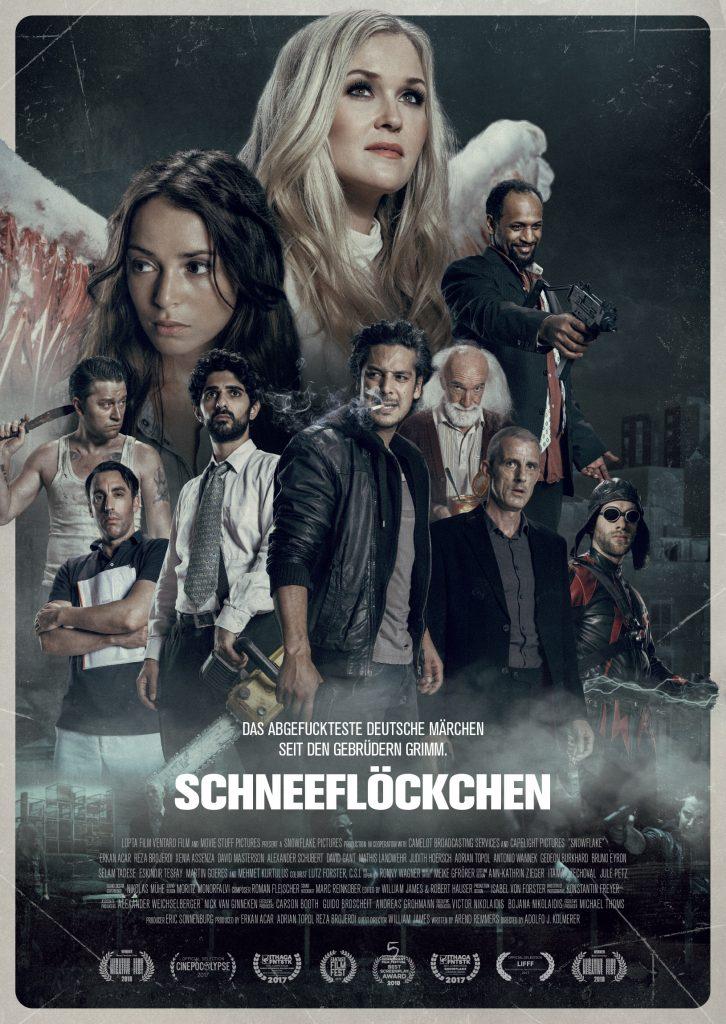Filmplakat zu SCHNEEFLÖCKCHEN- © ZOOM MEDIENFABRIK GmbH