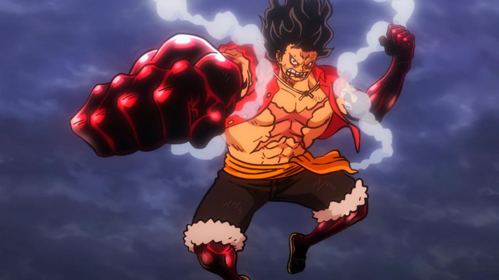 Besonders die Kämpfe in One Piece: Stampede sehen einfach fantastisch aus © Kazé